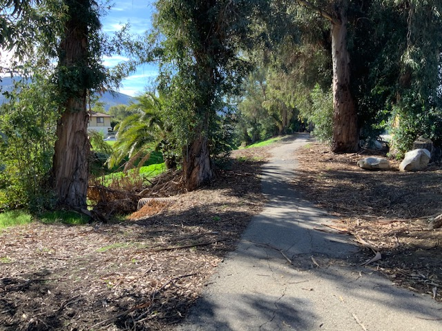 Barranca Park- Walking Trail 2